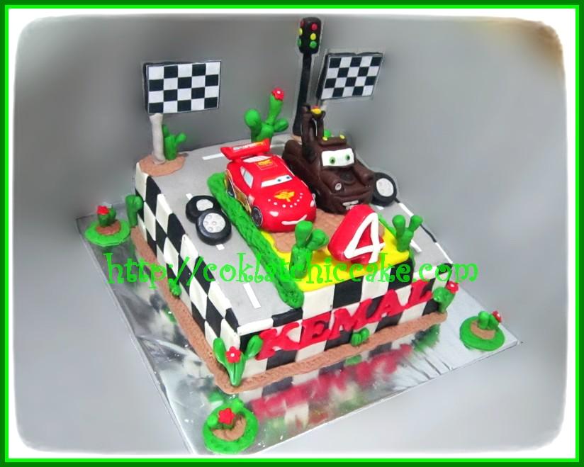 Cake Cars Kemal Coklatchic Cake