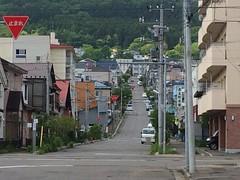 函館の坂(登り)