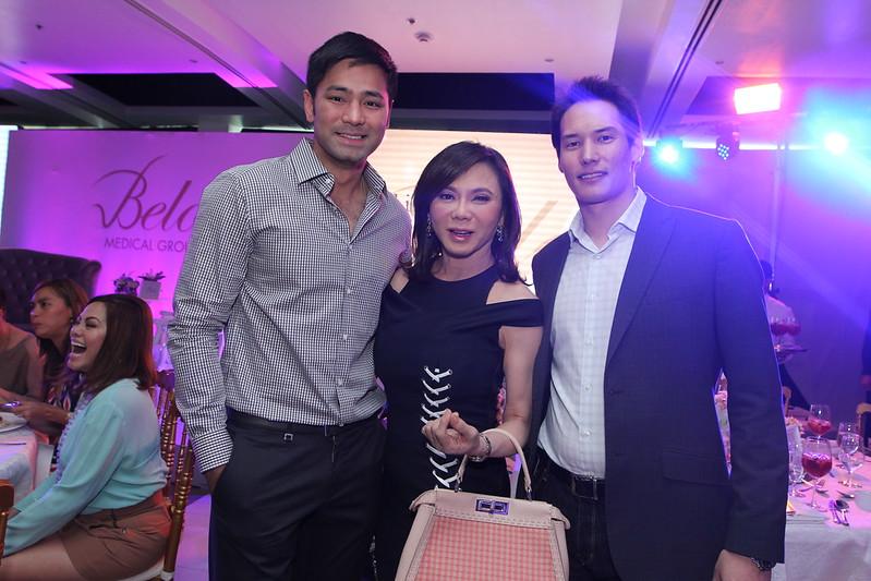 Hayden Kho, Vicki Belo, Michael Byers