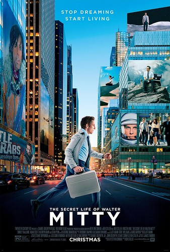 白日梦想家 The Secret Life of Walter Mitty (2013)海报