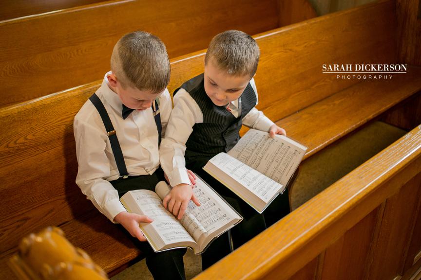 Topeka wedding photography