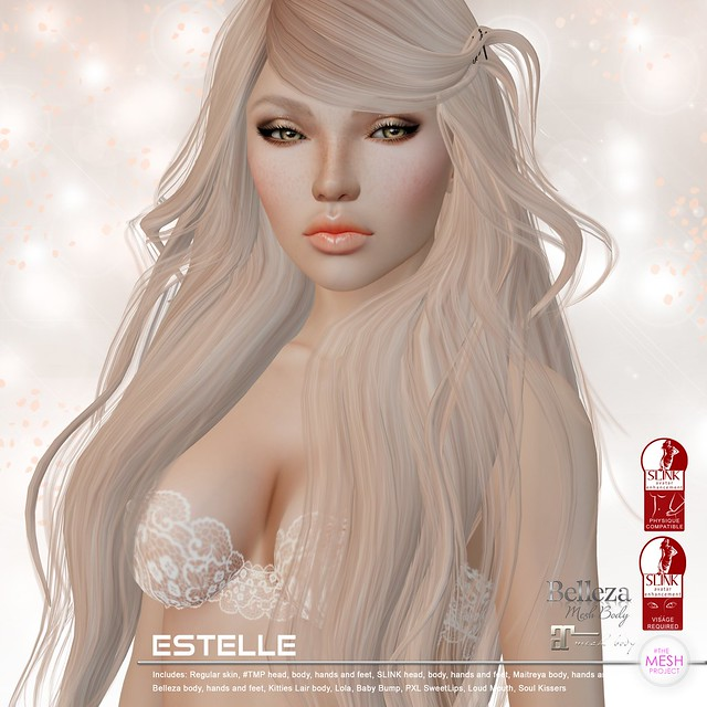[DBF] Estelle skin Dream Fair