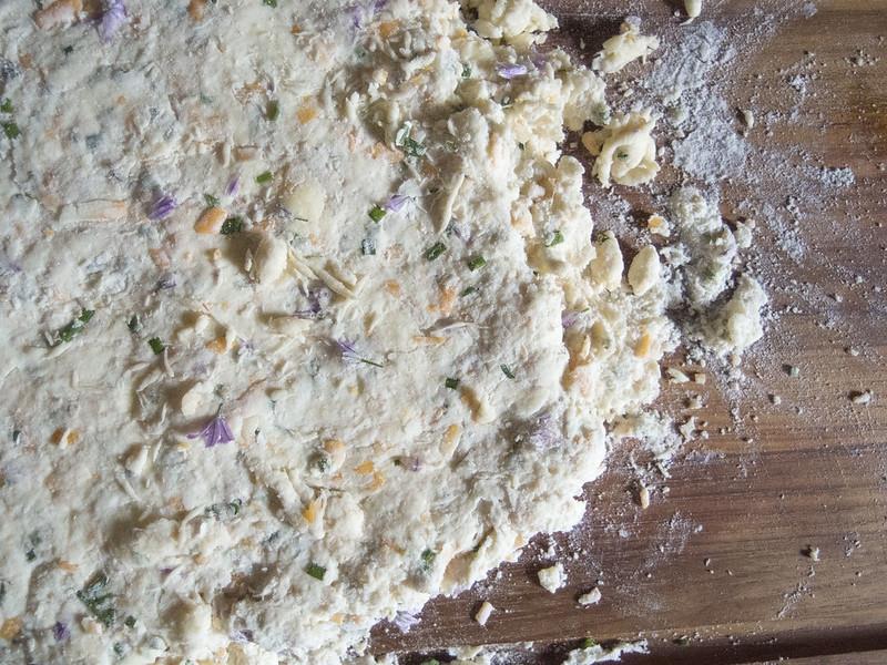 Biscuitt dough