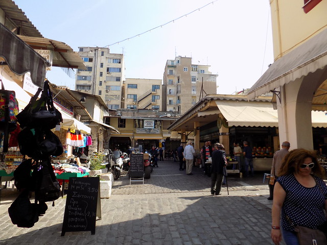 Kapani Market Thessaloniki Greece 5