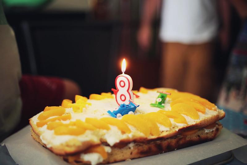 aniversário do tomás
