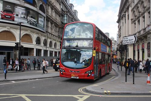London General WVL493 LJ61NWF
