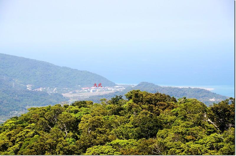 巴矢山山頂展望 4