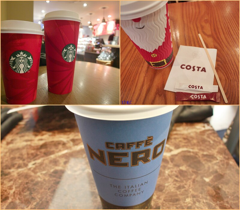 免費無線網路(Free wifi)省錢攻略-london- The Cloud & NERO X COSTA X Starbucks (2)