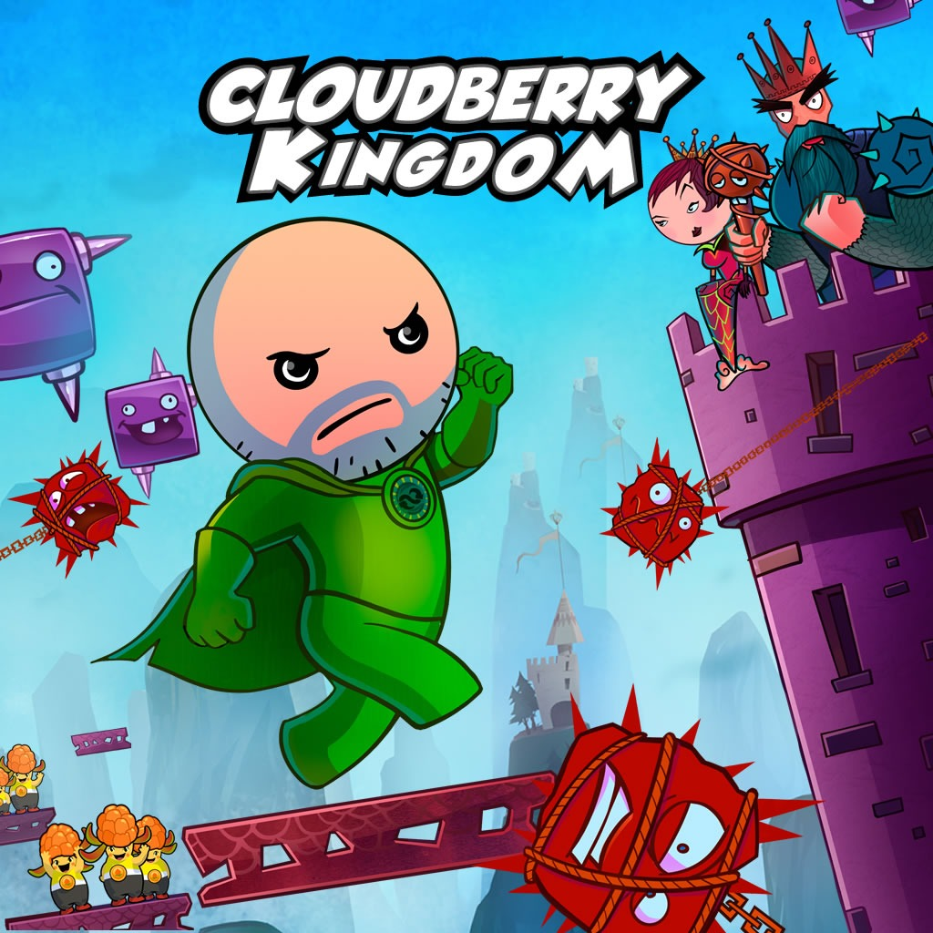 PS3 - Cloudberry Kingdom