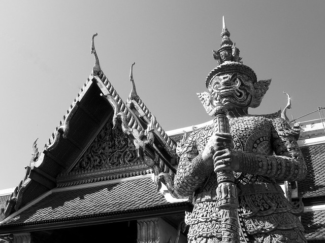 The Grand Palace ( Phra Borom Maha Ratcha Wang ), Bangkok
