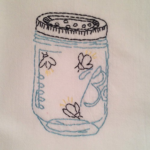 Firefly Jar - Strong Arts and Crafts