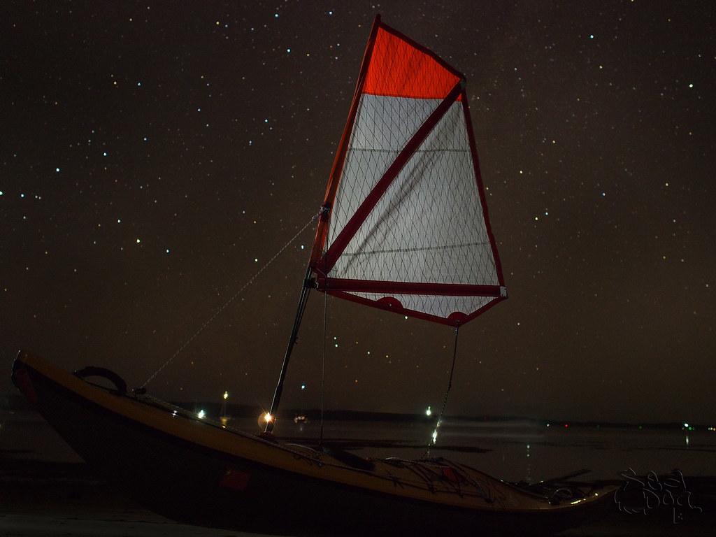 SeaDog 07 at night