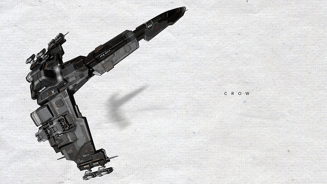 Crow UltraHD Wallpaper