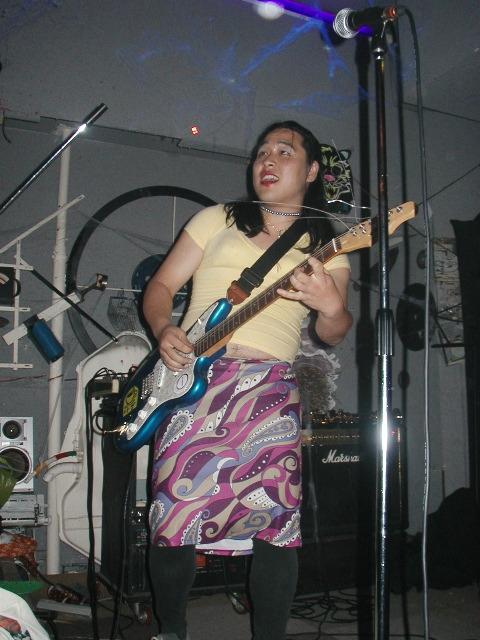Dabang Band Gig -- Hallowe'en 2002