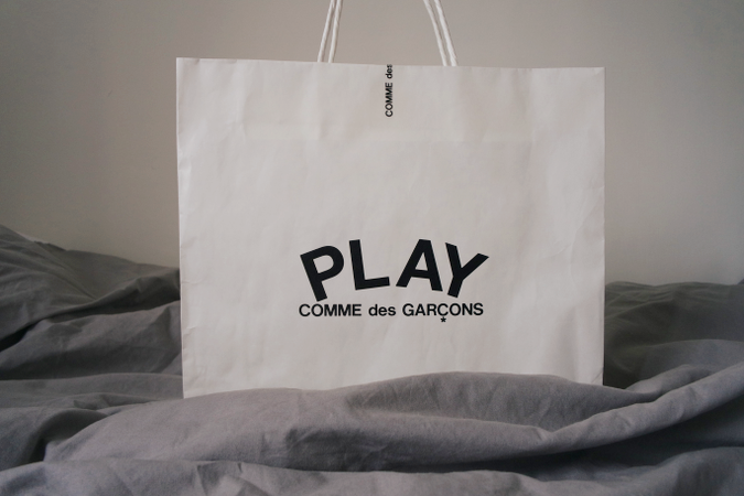 Daisybutter - Hong Kong Lifestyle and Fashion Blog: Commes des Garcons Play