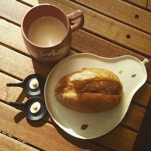 20150530 媽媽不用忙的早餐  #歐北露