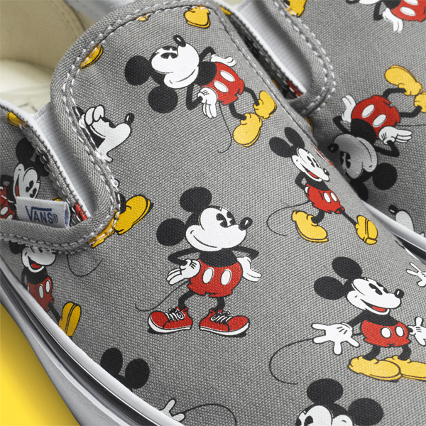 Disney For Vans Collection