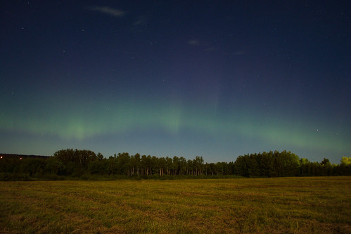 Aurora  July 20th 2016 Miramichi NB Canada