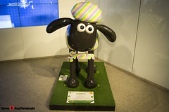 RAINBOW No.32 - Shaun The Sheep - Shaun in the City - London - 150512 - Steven Gray - IMG_0329