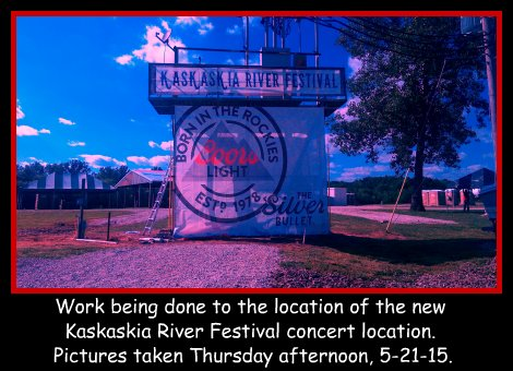 Kaskaskia River Festival 5-21-15