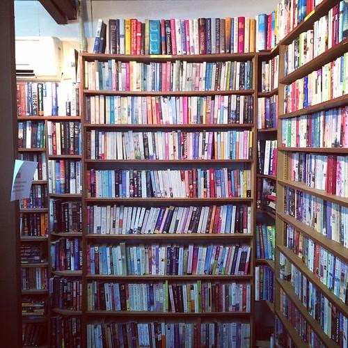 I ❤️ bookstores.