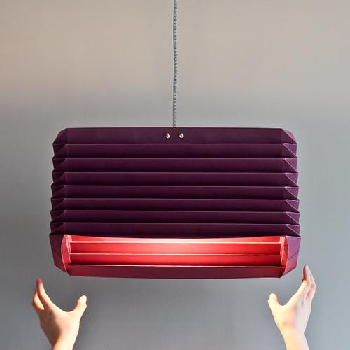 NANA ZOOLAN Akordian Paper Lamp Shade