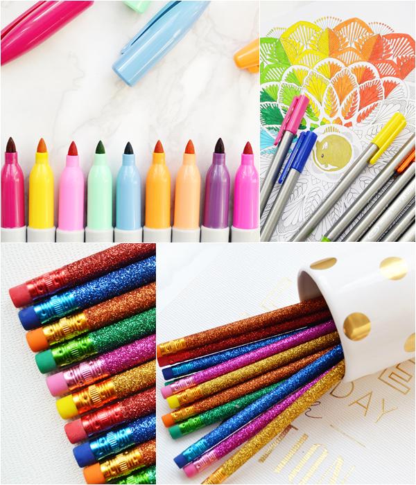 Sharpie-pen-collection