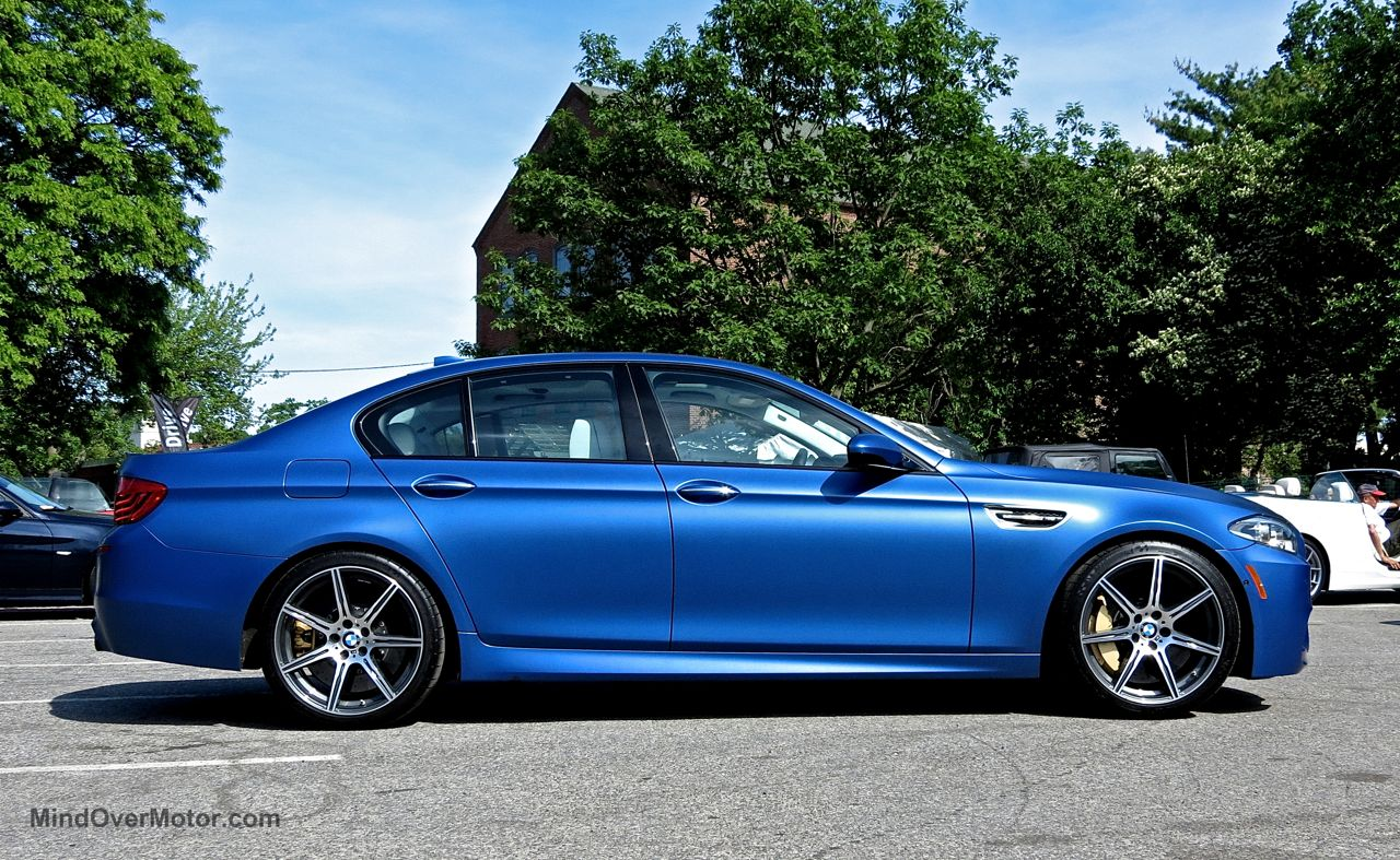 BMW M5 F10 Review 4