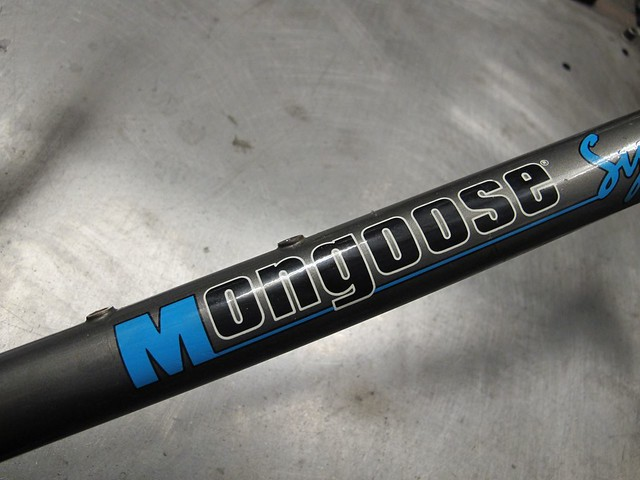 Old Mongoose custom
