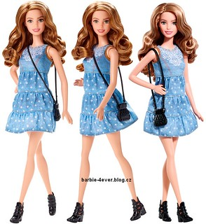 Barbie Fashionistas 2015 Names Barbie Fashionistas Wave