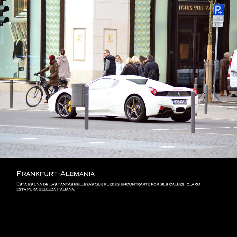 Frankfurt ferrari politikpress