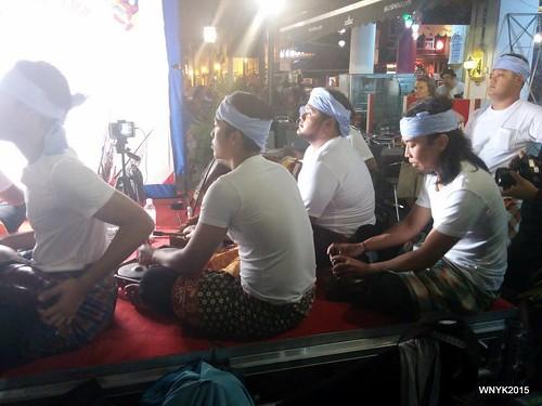 Wayang Kulit: Backstage
