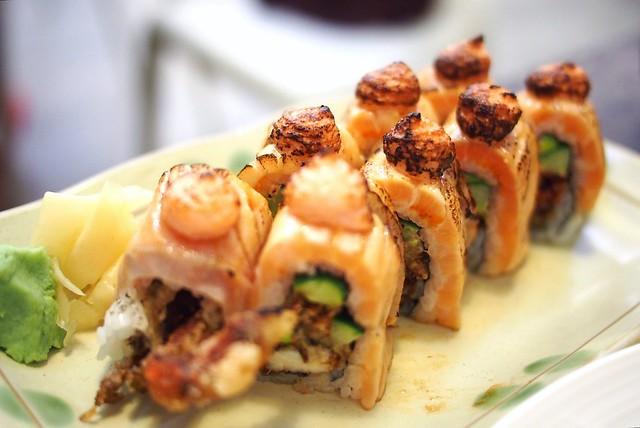 The Sushi Bar, Far East Plaza, Singapore
