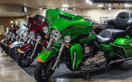 Harley Davidson Museum, Napoleon, Ohio