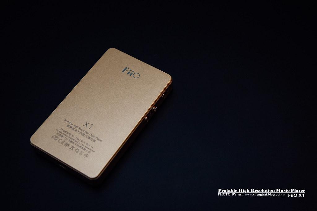 FiiO X1