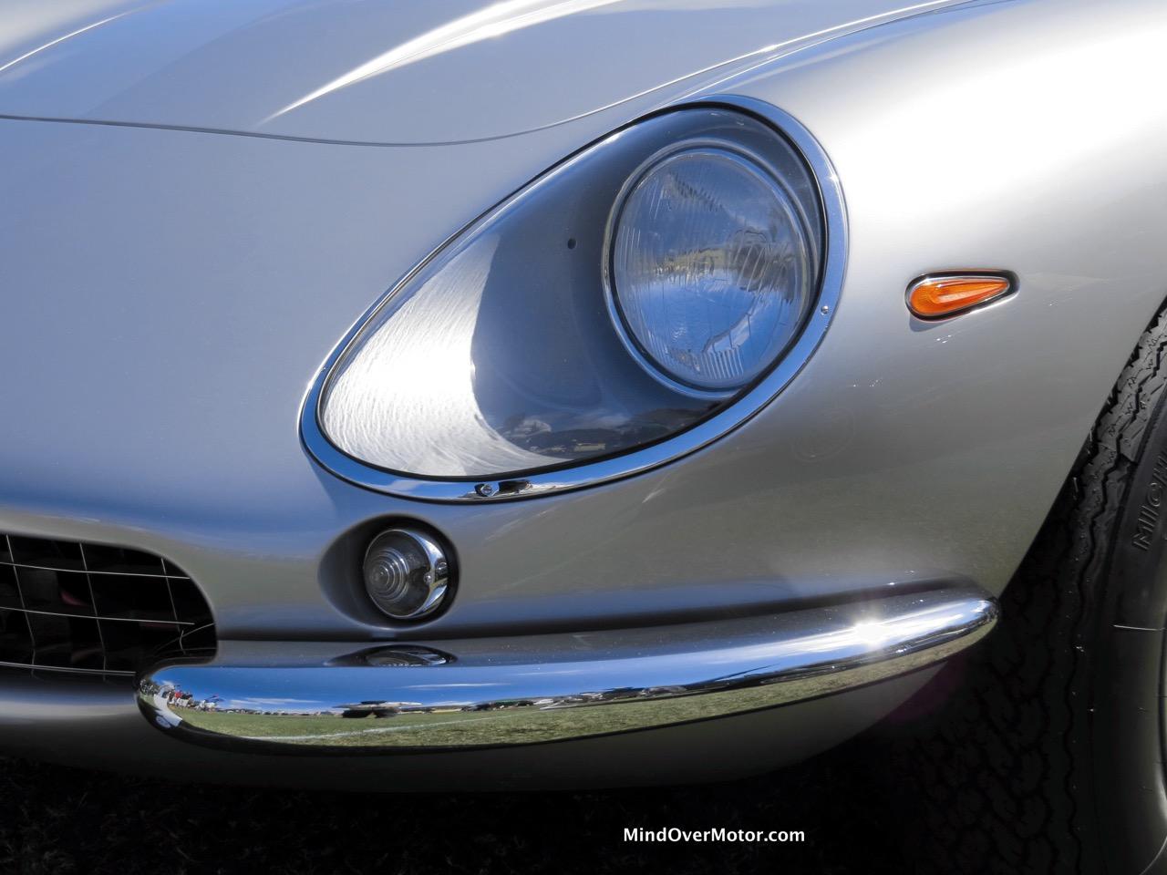 Ferrari 275 GTB:4 NART Spyder Headlight