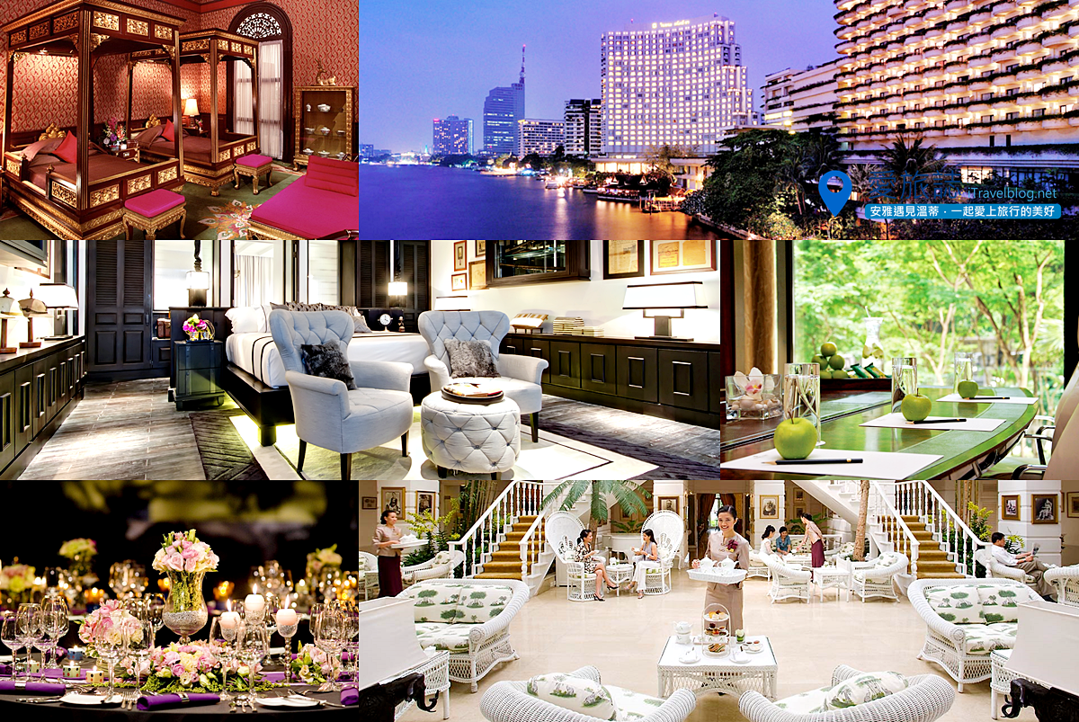 The Top 10 Best 5-Star hotels in riverside of Bangkok recommendation by customers, Thailand.