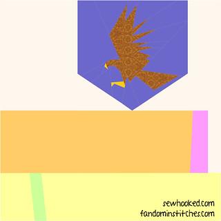 2015 PoD Update - Block 19 (Ravenclaw Crest)
