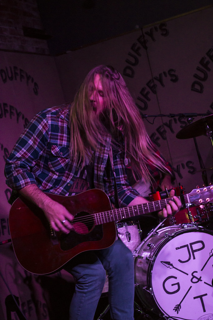 AndreaJoshua Powell and the Great Train Robbery at Duffy's Tavern | May 27, 2015