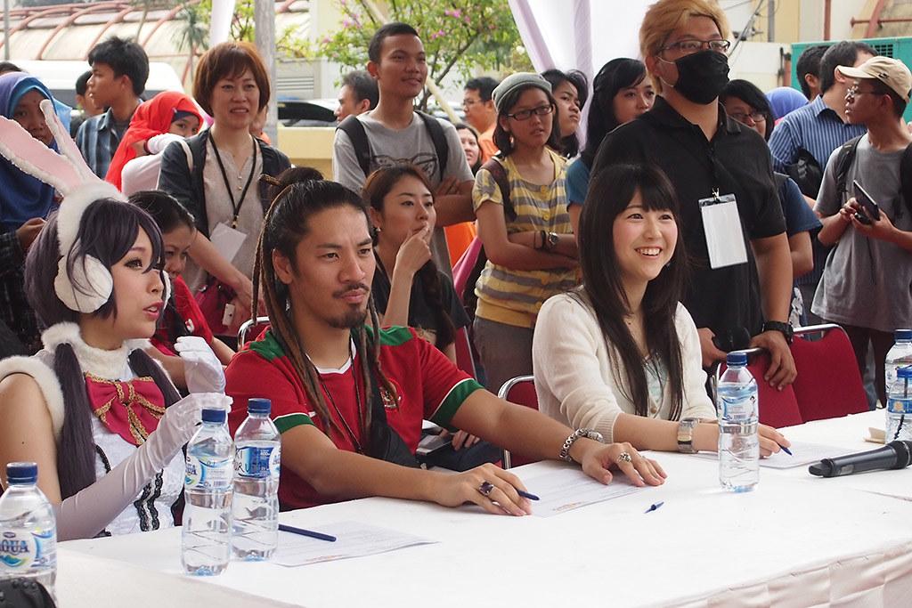 Kisaki Urumi, Hiroaki Kato, Yasuno Kiyono