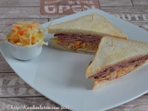 ©Pastrami Sandwich nordic-style