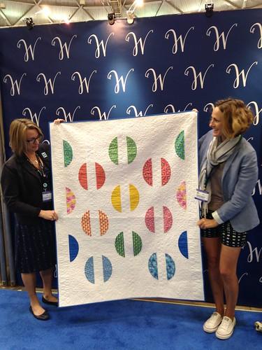 Spring Quilt Market 2015