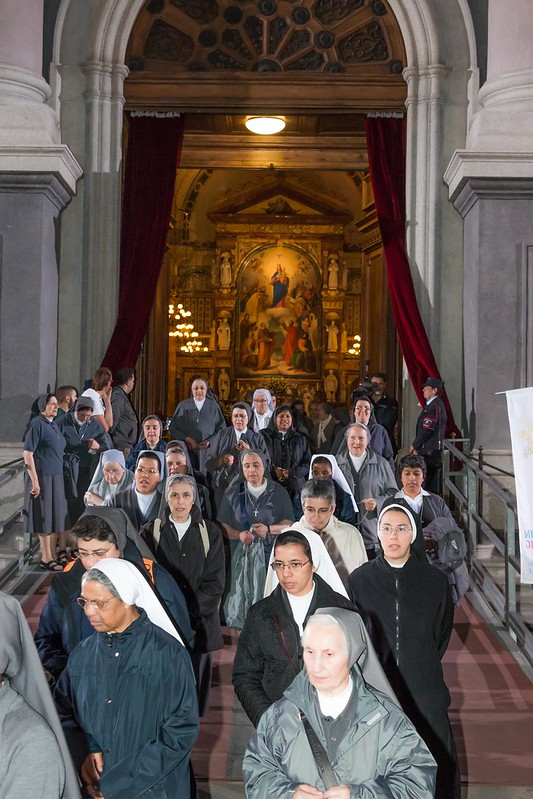 Nuns of the same order founded by Don Bosco.