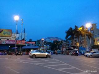 Bai Chay Market
