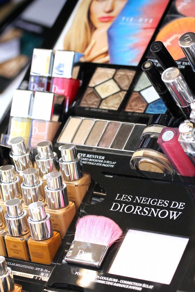 Dior MV makeup03