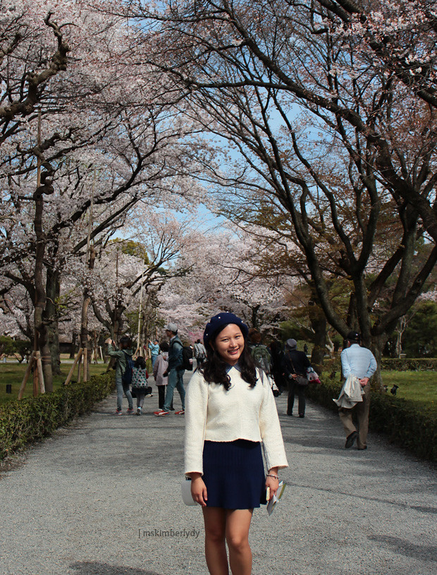 Japan 2016: Day 2 Nijo Garden