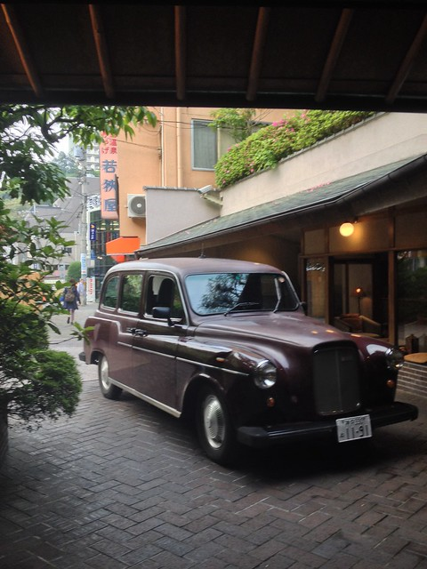 classic car@御所坊