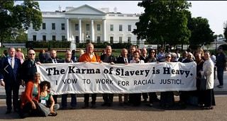 The Karma of Slavery is Heavy