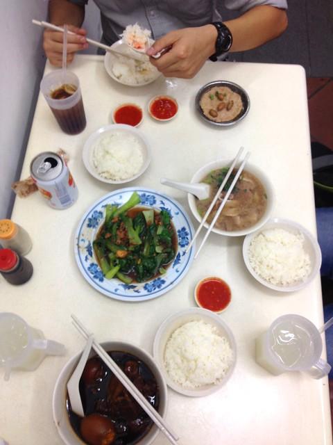 Cheng Mun Chee Kee Pig Organ Soup, Foch Road