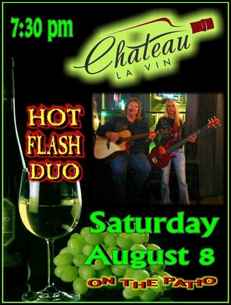 Hot Flash Duo 8-8-15
